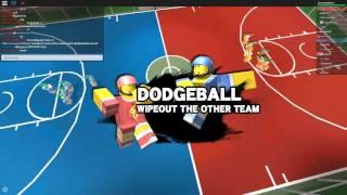 | ROBLOX DODGEBALL| I'M AN MVP!! #1 w/iron-mighty DVB//dovbest & kgray08