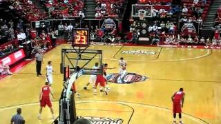 Jimmer MWC Tourney Highlights 2011