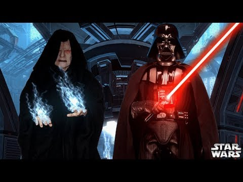 How Palpatine GLORIOUSLY Revealed Darth Vader To The Public - Star Wars Explained