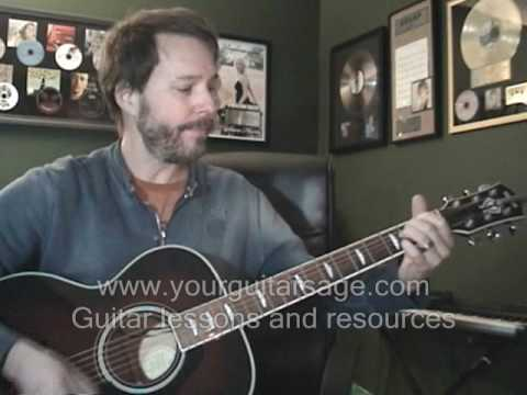 Eleanor Rigby Beatles - Guitar Lessons Acoustic Beginners songs cover