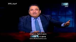 محمد علي خير في ختام حلقته: اتبرع بربع أكلك في رمضان!