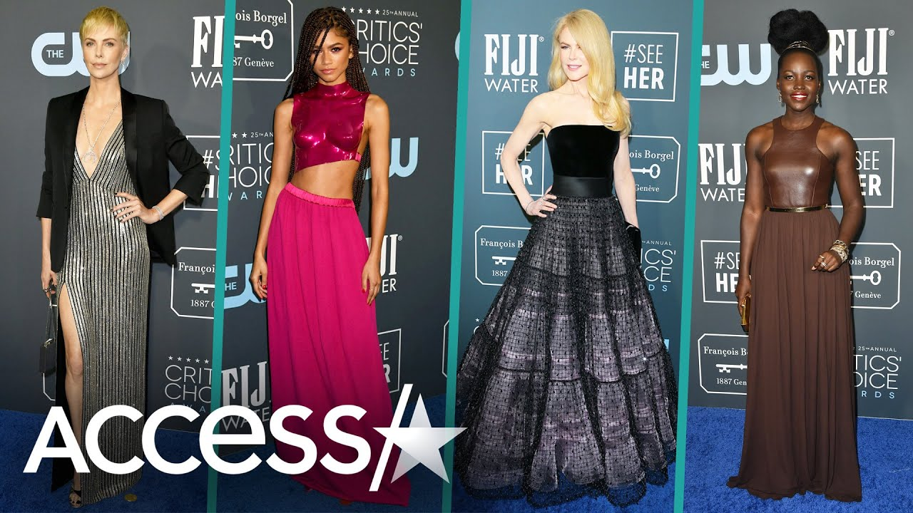 Critics' Choice Awards 2020: Best fashion on the red carpet