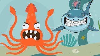 Sago Mini Okyanus Eğlencesi #Çizgifilm Tadında Yeni Oyun