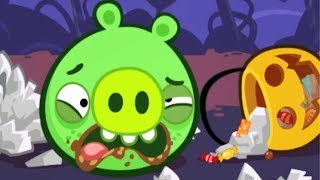 Bad Piggies - Tusk Til Dawn Halloween (Level 1 to 4) [Mobile Games]