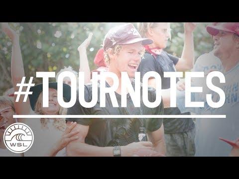 #Tournotes: The Faithful
