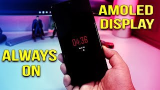 Enable Amoled Clock Always ON Display on ANY ANDROID PHONE | Hindi