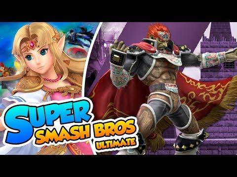 ¡No me había olvidado! - #45 - Super Smash Bros Ultimate (Switch) DSimphony thumbnail