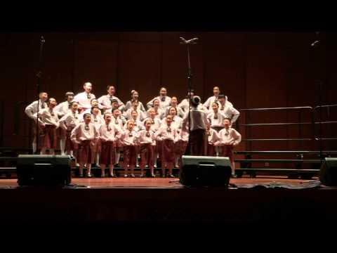 Choir festival 2015 SJK(C)Bt.11 Cheras-The sound of music medly