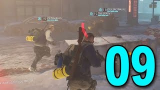 The Division - Part 9 - Entering the Dark Zone (Let