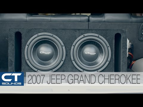 CT Sounds System Overview | 2007 Jeep Grand Cherokee Install By Z Autosound