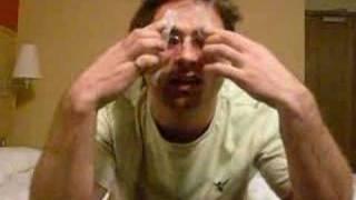 My Laser Eye Surgery - Video LOG