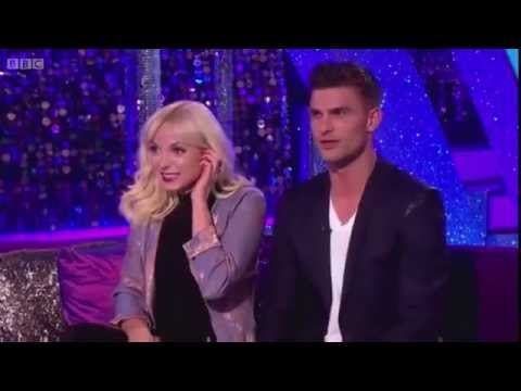 Helen and Aljaz - It Takes Two - 23rd October 2015