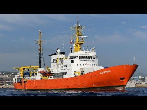 حكومة بنما تطالب سفينة -أكواريوس- بإنزال علمها بعد أن قامت بإلغاء تسجيلها  - نشر قبل 3 ساعة