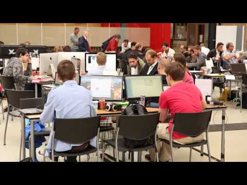 DE ZOMER IS OPEN: World Port Hackathon 2015