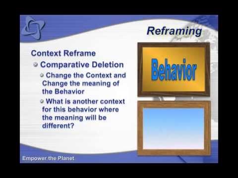 NLP and Reframing: How to be Persuasive in Business - Dr. Matt's NLP Masterclass Webinars