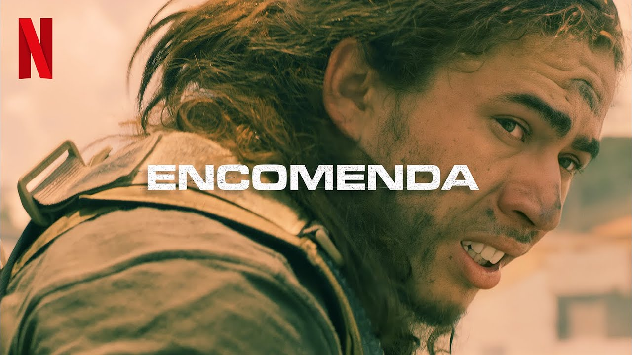 Whindersson tenta se aposentar em paródia de Resgate | Encomenda | Netflix Brasil