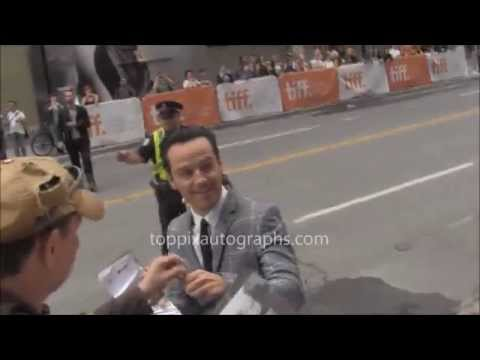 Andrew Scott - Signing Autographs at the 2014 Toronto International Film Festival