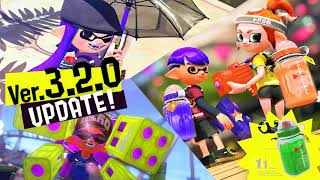 Splatoon 2 Ancho V Games Returns! NEW Weapons Revealed! NEW Update Coming TODAY!