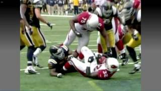 Jets 56, Cardinals 35 , Week 4 2008 Highlights