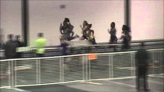 2014 Titan Open Womens 60m Final   Heat 1