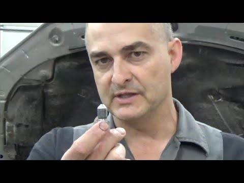 Volkswagen stripped thread engine oil Drain Plug Replacement