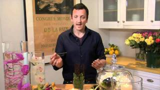 How To Create Drama With Easy Floral Ideas With Nico De Swert | Pottery Barn
