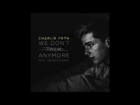 Charlie Puth - We Don't Talk Anymore (feat. Selena Gomez) [Official Acapella]