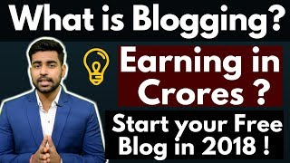 blogging in india