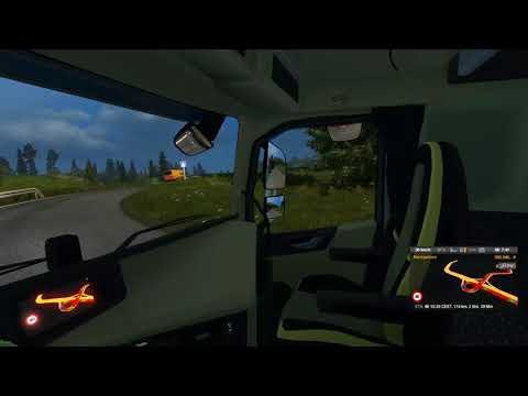 Dortmund-Hannover | Euro Truck Simulator 2 | Special Transport | Volvo FH 750
