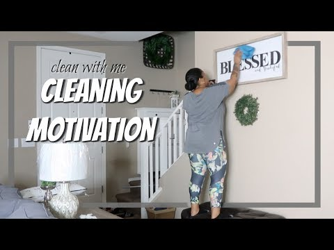 CLEANING ROUTINE | MOTIVATION CLEANING | TOP TO BOTTOM CLEANING ROUTINE thumbnail