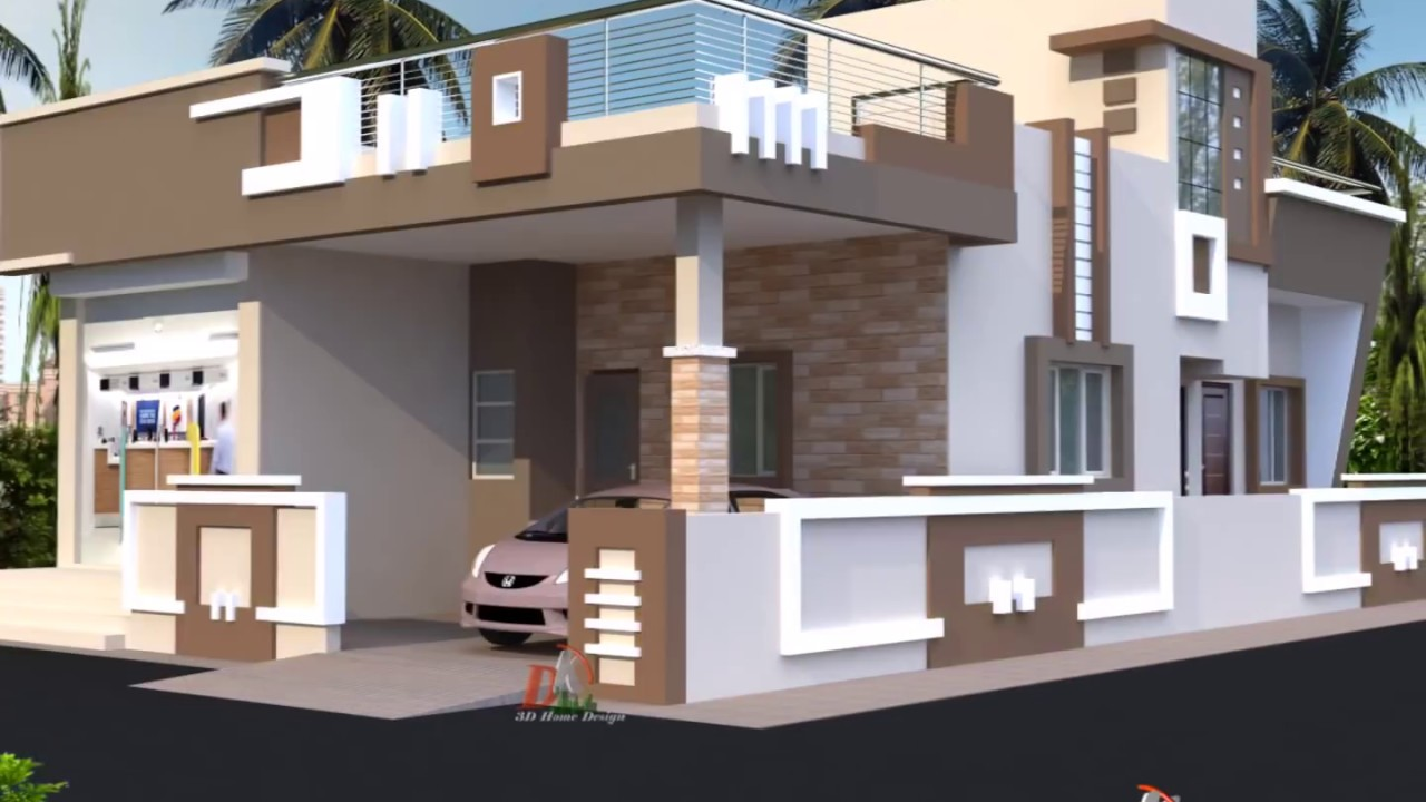 Single Story Home Plans Youtube