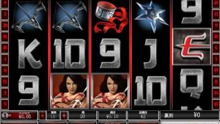 Elektra bonus game win - playtech jackpot slot