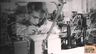 Жизнь на заводе в СССР, (1982 г.) / USSR, factory`s life