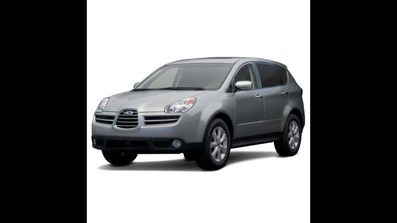 Subaru B9 Tribeca Service Manual Repair Manual Owners Manual Wiring Diagrams Youtube
