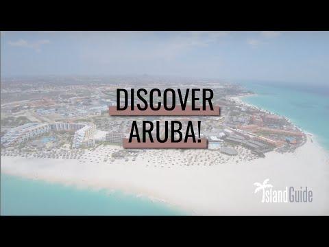 Discover Aruba - Island Guide Trailer