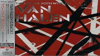 Van Halen - Best Of Both Worlds [Full Album] (Sammy