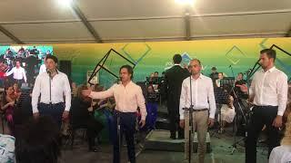 Don Basilio's Aria - Rossini (квартет басов)