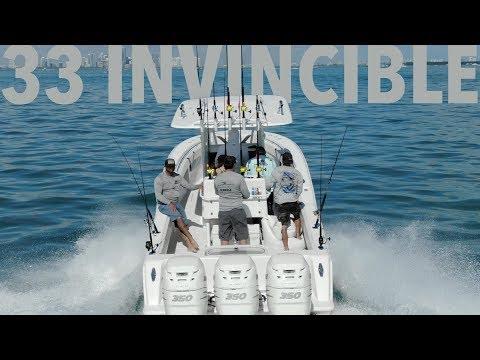 33 INVINCIBLE TRIPLE 350 VERADOS!
