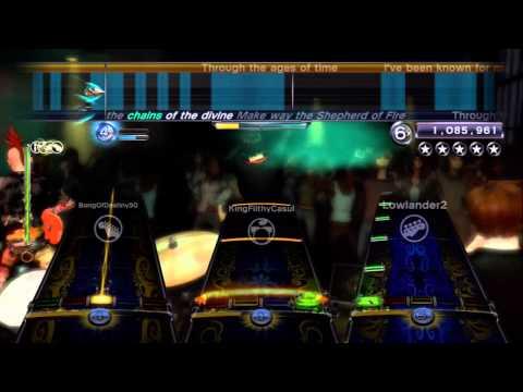 Shepherd Of Fire by Avenged Sevenfold Full Band FC #943