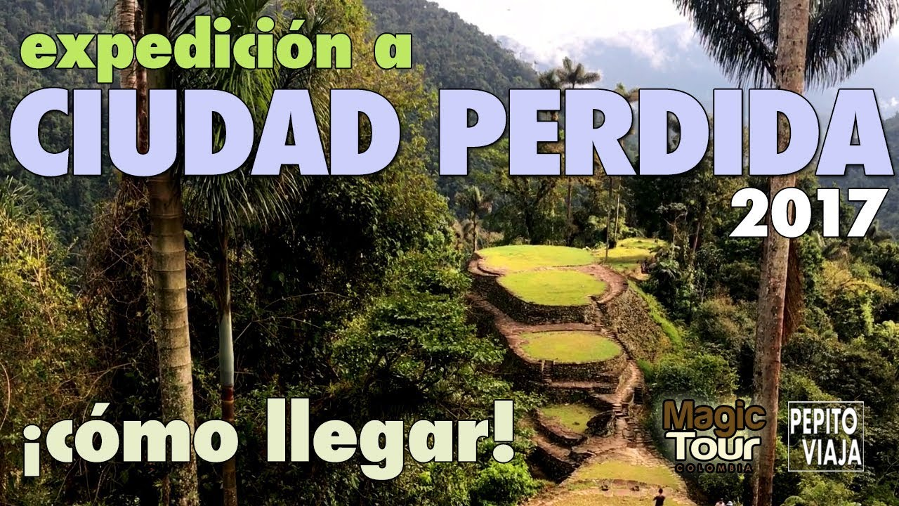 Trekking To Lost City Tayrona How To Get There 1 Pepito Viaja Youtube