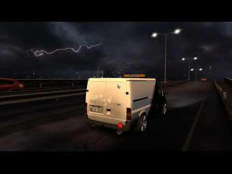 Euro Truck Sim2 - Tint( Tour In A Transit) Part 1