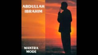 Abdullah Ibrahim  -  Tsakwe  Royal Blue