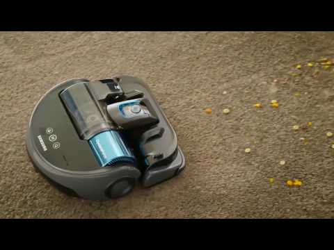 Samsung POWERbot Robotic Vacuum - Let the house work while you play.