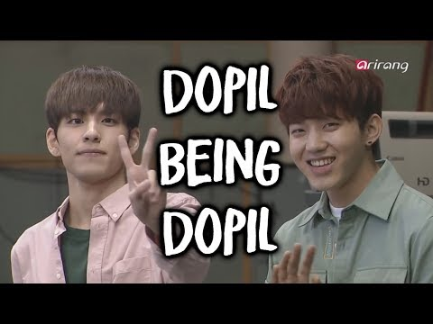 Dopil Being Dopil [Day6 Dowoon & Wonpil]