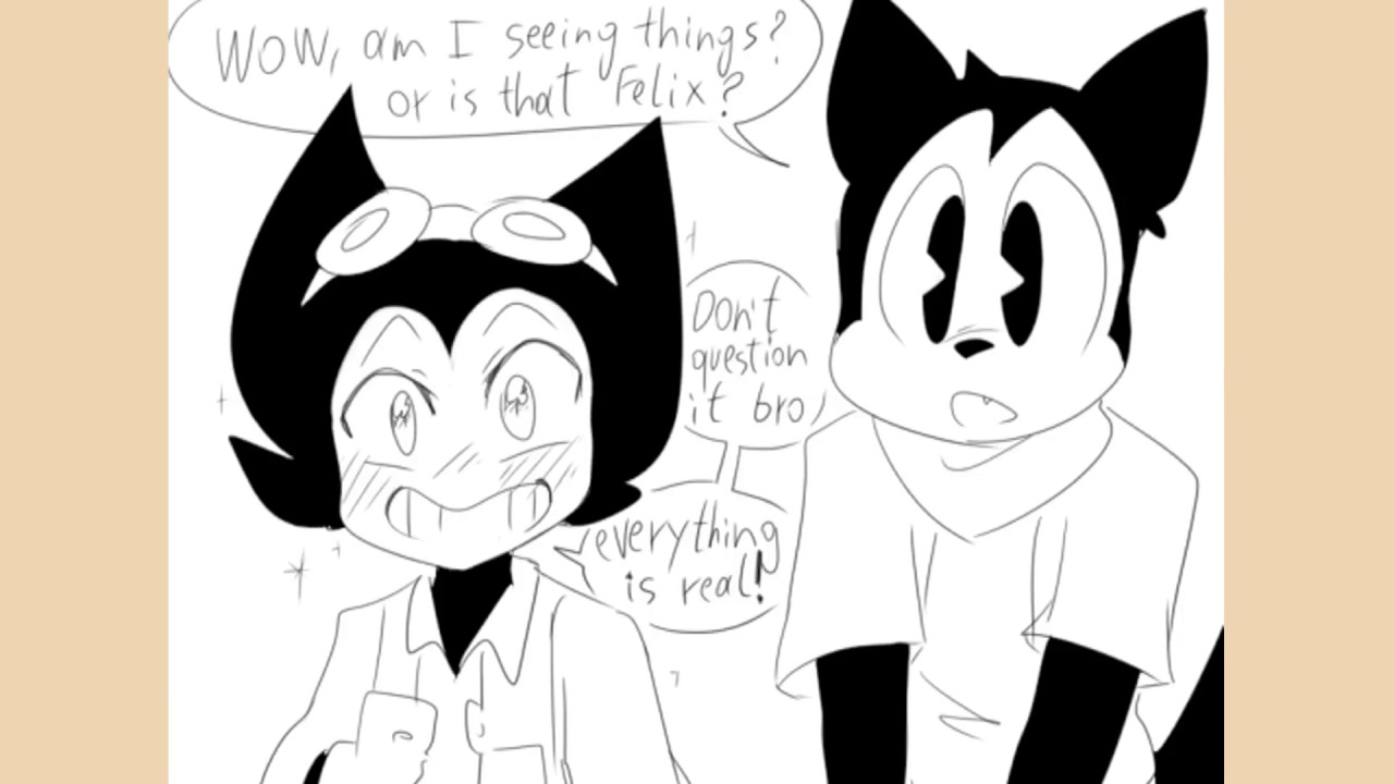 Quest Boris Ink And And Bendy Machine Head Bendy Cup