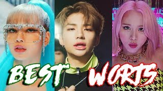 WORST to BEST RAPS in KPOP of 2019