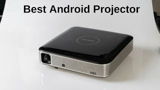 Best DLP Projector Review  - Cheap Projector Operate With Android Phone