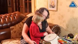 Вышивка крестом для детей 5 лет