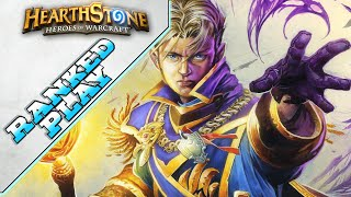 Back To The Drawing Board | Priest Deck / Ranked Play | Hearthstone
