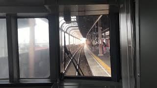 名鉄2200系2201F2301号車上小田井ハーフ〆